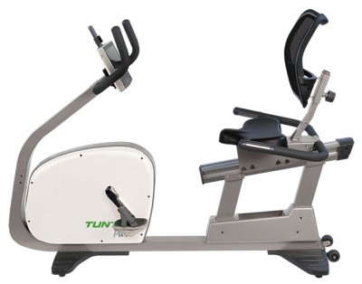 Велотренажер Tunturi Pure Recumbent Bike R 10.1