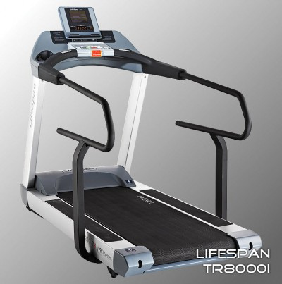 Беговая дорожка Clear Fit Clear Fit LifeSpan TR8000i