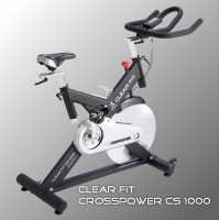 Велотренажер Clear Fit Спин-байк Clear Fit CrossPower CS 1000